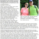 Bericht zur 39. Bergwanderung – Freie Presse
